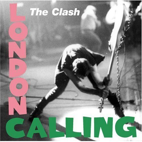 clash london calling covers