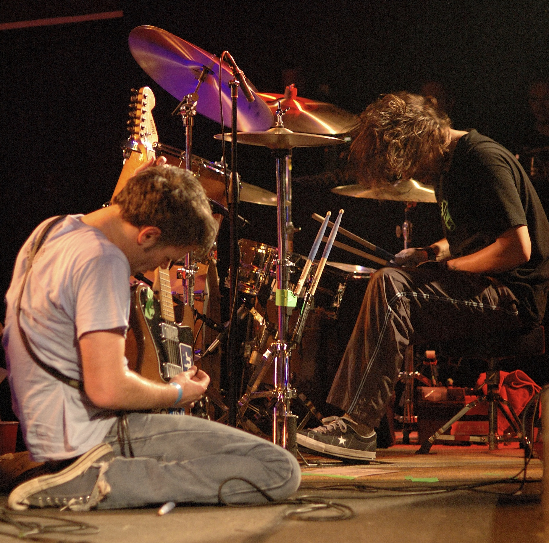 Local H Storm Through Grungy Pink Floyd Classic Cover Me