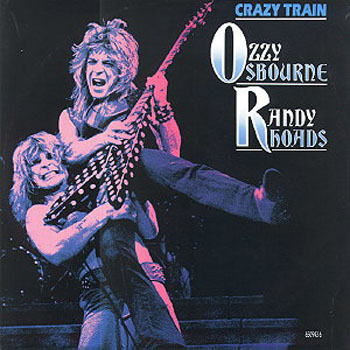 crazy train covers