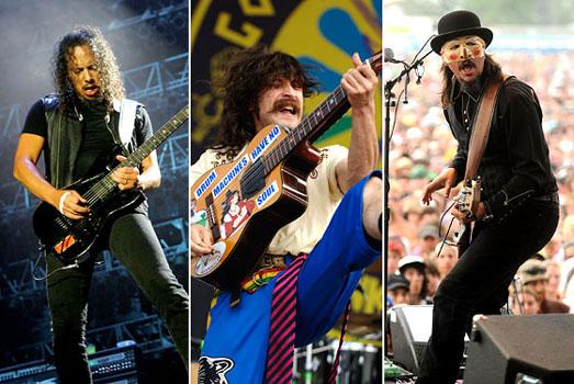 Metallica Tour Tn