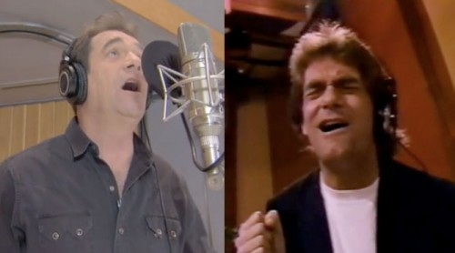 Huey Lewis Is the World - Cover Me