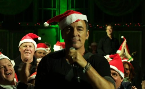 on december 7th bruce springsteen - Bruce Springsteen Christmas Album