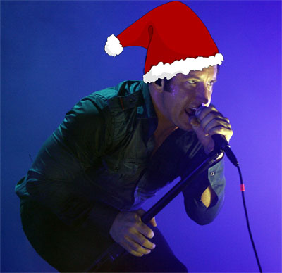 Nothing Says Christmas Like Nine Inch Nails