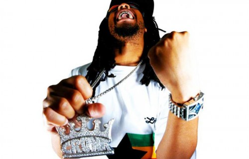 Lil Jon on Cover Me