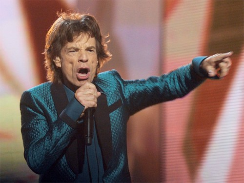 They Say It's Your Birthday: Mick Jagger - Cover Me