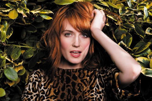 "Florence + The Machine Delivers Powerful ""Where Are Ü Now"" Cover"
