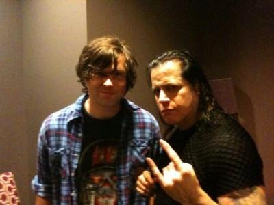 Is Glenn Danzigs Hair Naturally Black