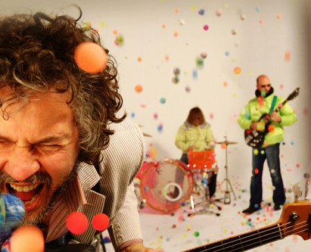The Flaming Lips Rock Laser Undies to Cover Bowie on Fallon
