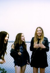 Haim and Lorde Ask Are You