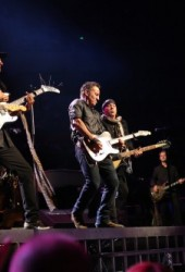 Springsteen Takes on INXS in Sydney