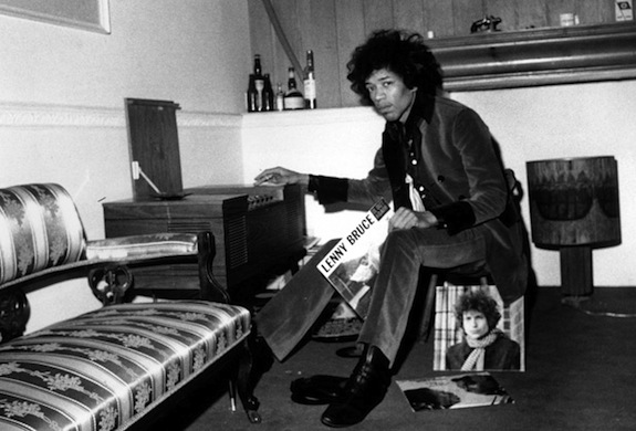 The Story Behind Jimi Hendrix S Quot All Along The Watchtower