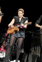 "Dixie Chicks Come in Like a ""Wrecking Ball"""