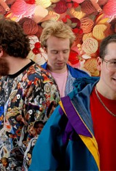 Hot Chip Go Frantic on Arthur Russell Cover