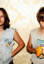 JEFF The Brotherhood Cover Pixies, Wipers, My Bloody Valentine on EP