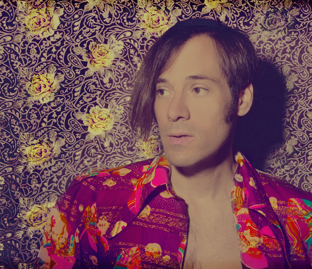Of Montreal's Kevin Barnes Covers Two David Bowie Songs