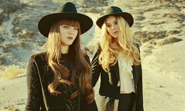 "First Aid Kit and Peter Buck Give Goosebumps with R.E.M.'s ""Walk Unafraid"""