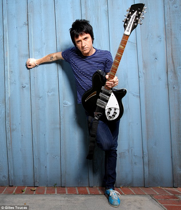 "Johnny Marr Covers Depeche Mode's ""I Feel You"" for Record Store Day"