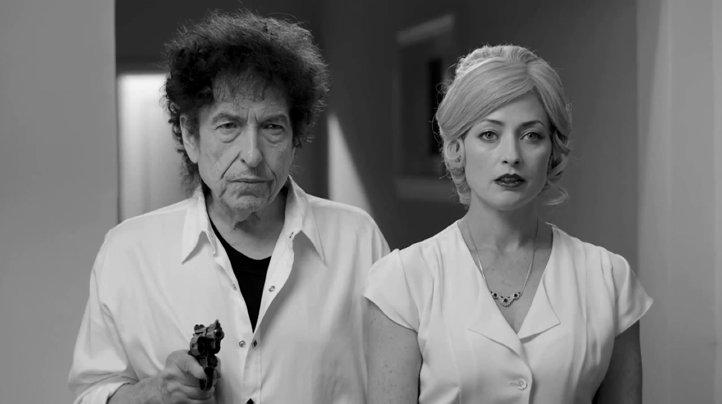 Watch: Bob Dylan Releases 'Sin City'-Esq Sinatra Cover Music Video