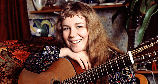 Five Good Covers: Who Knows Where the Time Goes? (Sandy Denny)
