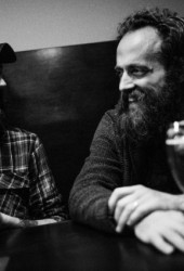 Iron & Wine And Ben Bridwell Tease Covers Album with Sade and Unicorn