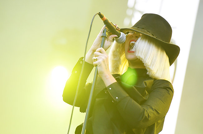 "Sia Kills It With ""California Dreamin'"" Cover"