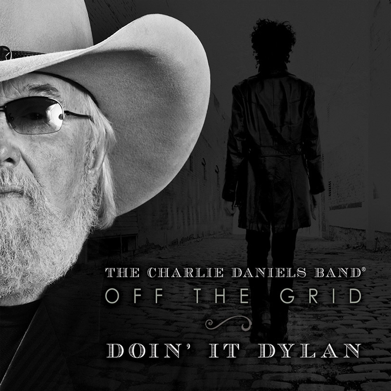 Cover Classics: Off the Grid – Doin' It Dylan by The Charlie Daniels Band