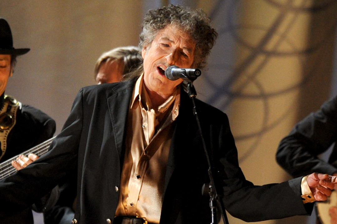 "Bob Dylan Debuts Cover of Willie Nelson's ""Sad Songs and Waltzes"""