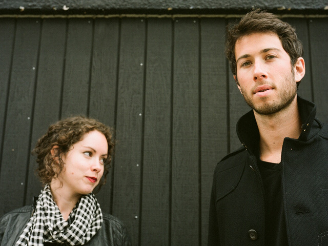 Portland-Based Duo John Heart Jackie Share Soothing Stevie Nicks Cover