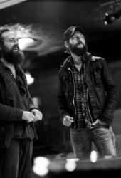 Iron & Wine and Ben Bridwell Rework Talking Heads For Newly Released Covers Album