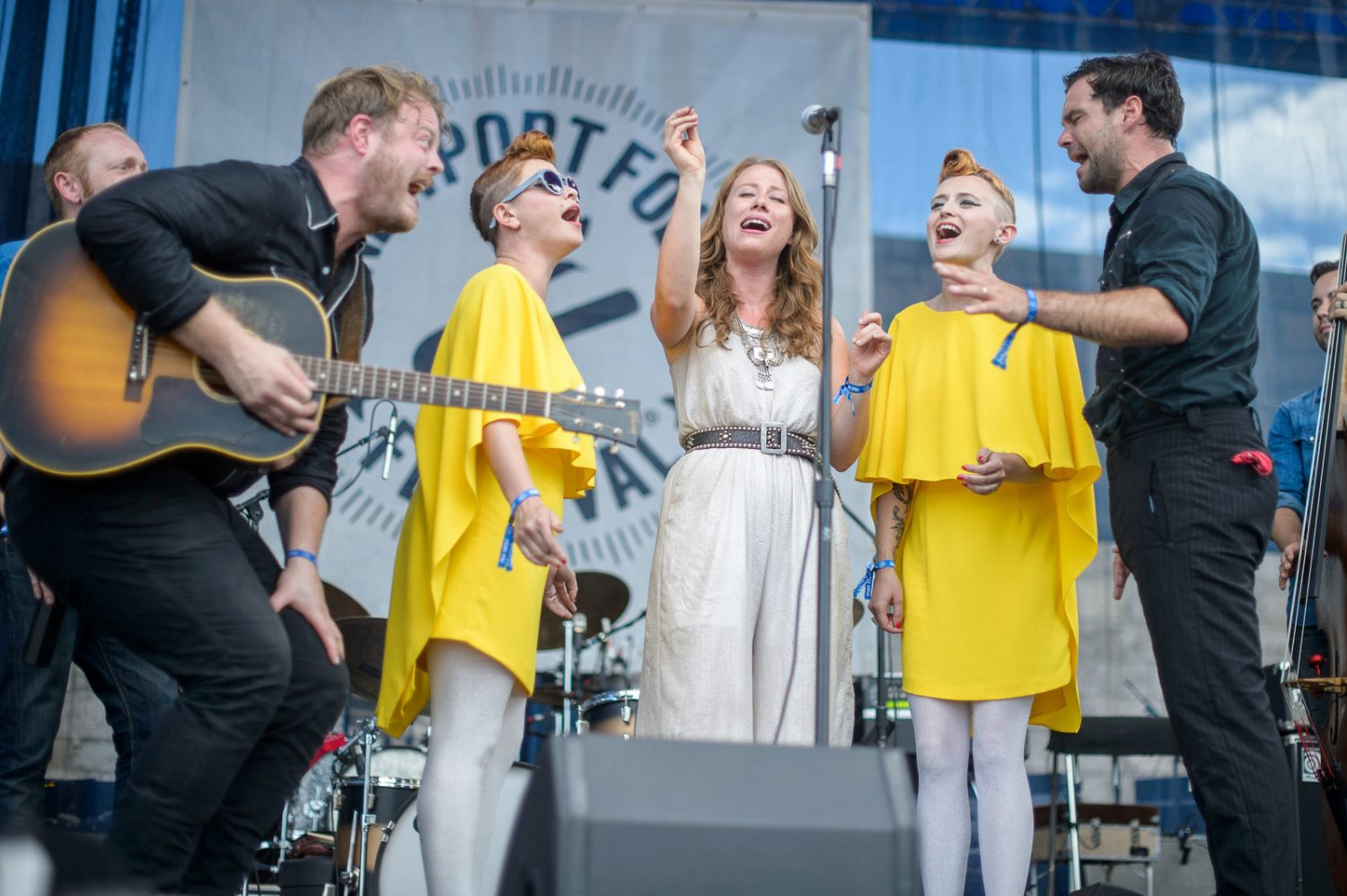 The Lone Bellow And Lucius Cover The Everly Brothers At