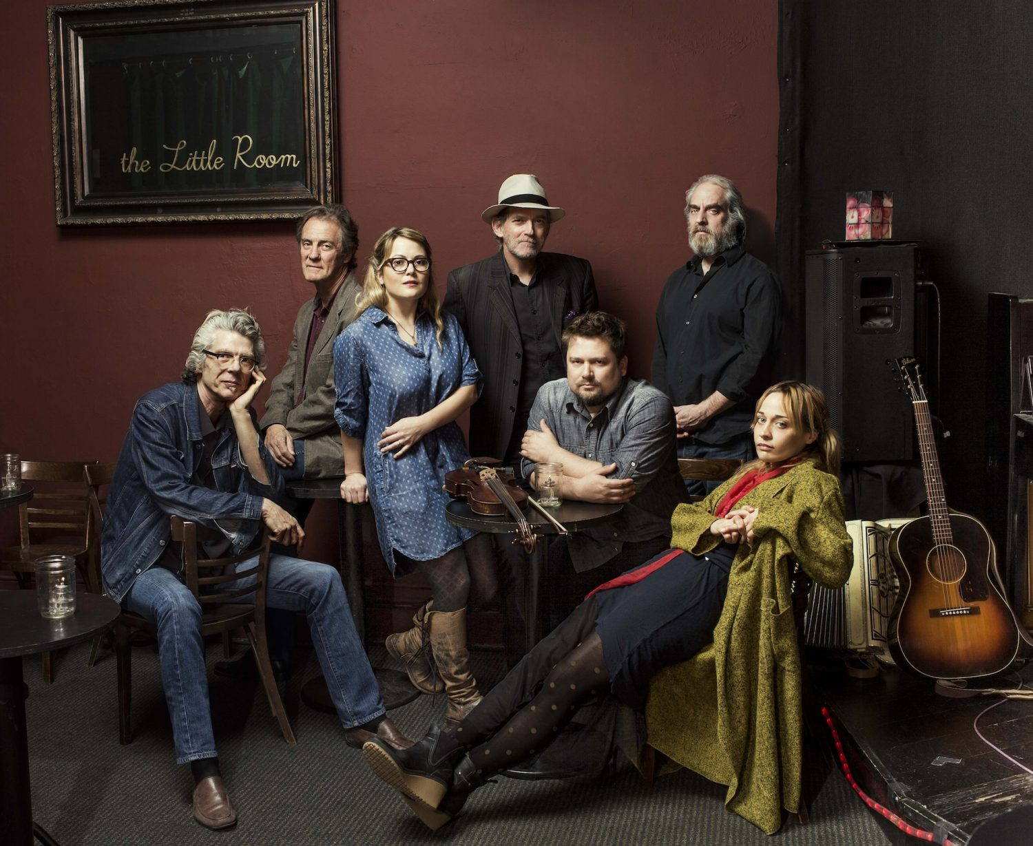 "Two-Thirds of Nickel Creek and Fiona Apple Cover the Grateful Dead's ""Brokedown Palace"" on New LP"