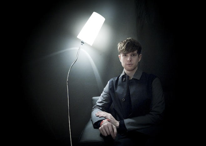 "James Blake Keeps His Cover Streak Going with Brilliant ""Sound of Silence"""