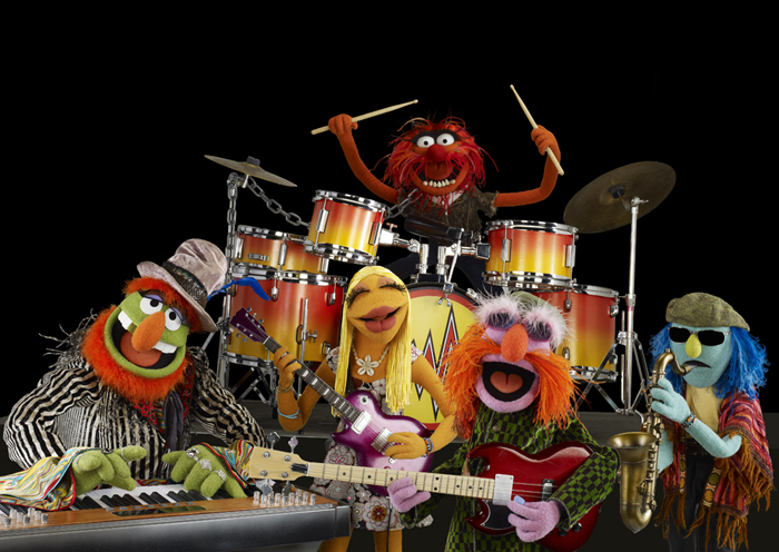 "The Electric Mayhem Muppet-ize Paul Simon's ""Kodachrome"""