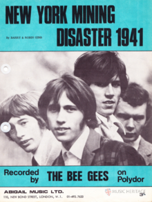 Good, Better, Best : New York Mining Disaster 1941 (The Bee Gees)