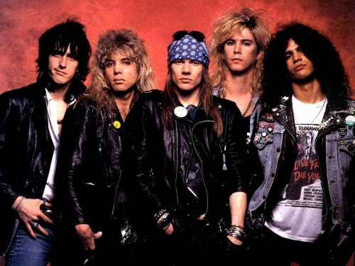 Good, Better, Best: November Rain (Guns N' Roses)