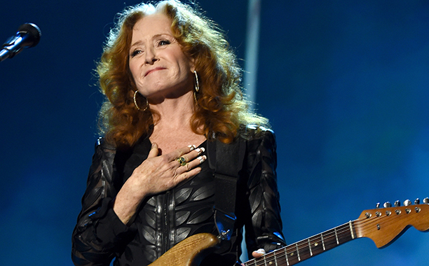 Bonnie Raitt Returns with an INXS Cover