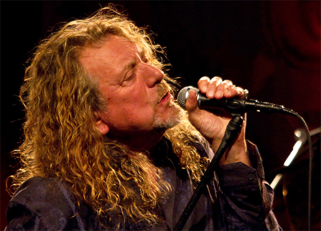 "Robert Plant Goes Minimal for a Good Cause on Elbow's ""The Blanket of Night"""