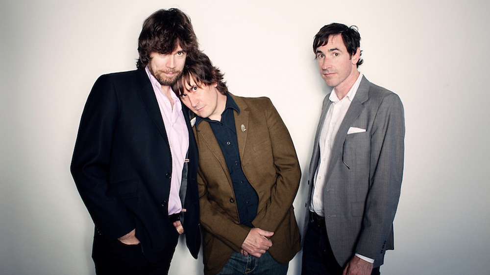 "Listen: The Mountain Goats Cover Dio, Goldfinger, and ""Home on the Range"" at Tour Finale"
