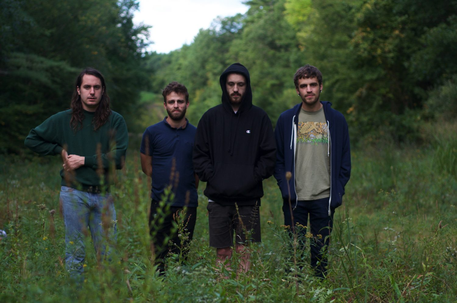 "The Hotelier Cover the Cure's ""Doing the Unstuck"" for New Tribute Album"