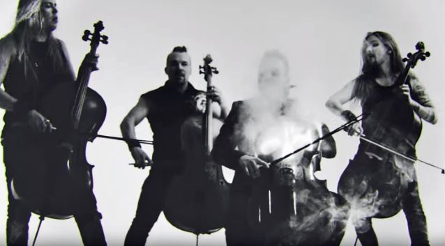 "Apocalyptica Covers Metallica's ""Battery"" With Cellos"