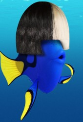 Sia Channels Her Inner Dory To Cover Nat King Cole's