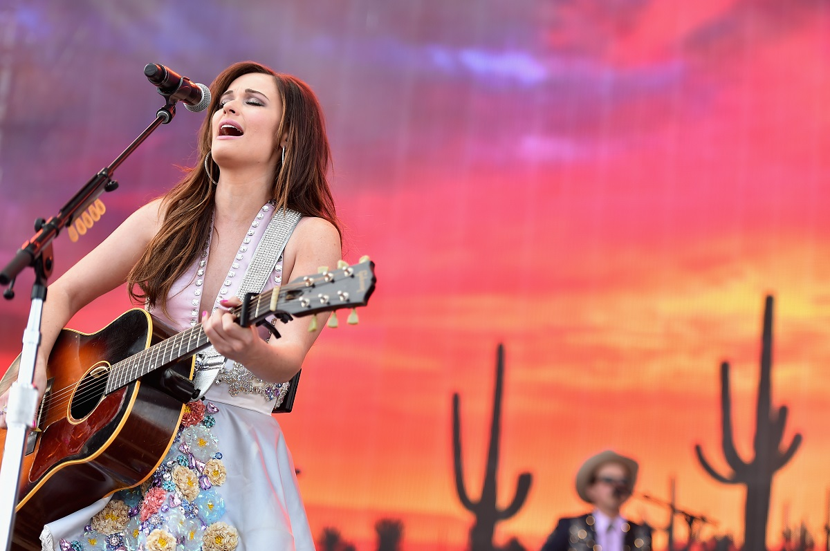 "Kacey Musgraves and Conor Oberst Cover ""Hey Good Lookin'"" at Northside Festival"