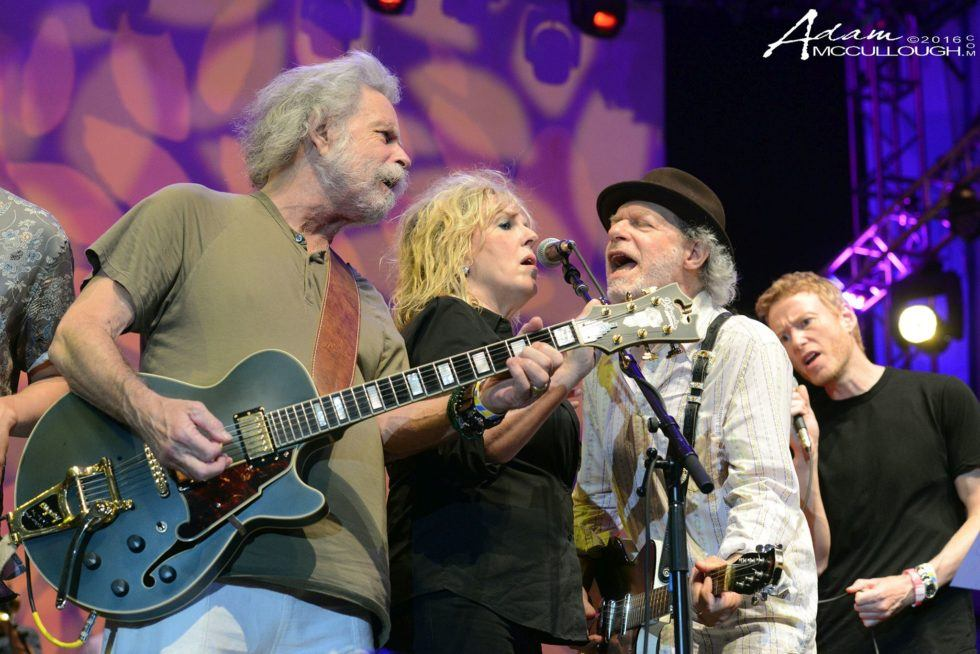 Bob Weir, Lucinda Williams, Dr. John, Patty Griffin, More Cover The Band for Last Waltz' 40th Anniversary