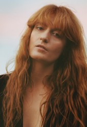 Florence and The Machine Brings Back the Harp for Soaring
