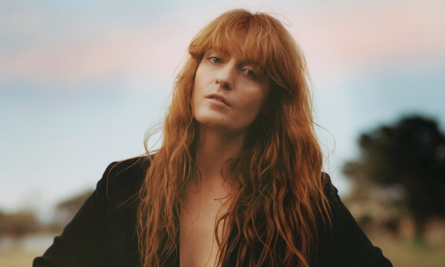 "Florence and The Machine Brings Back the Harp for Soaring ""Stand By Me"" Cover"