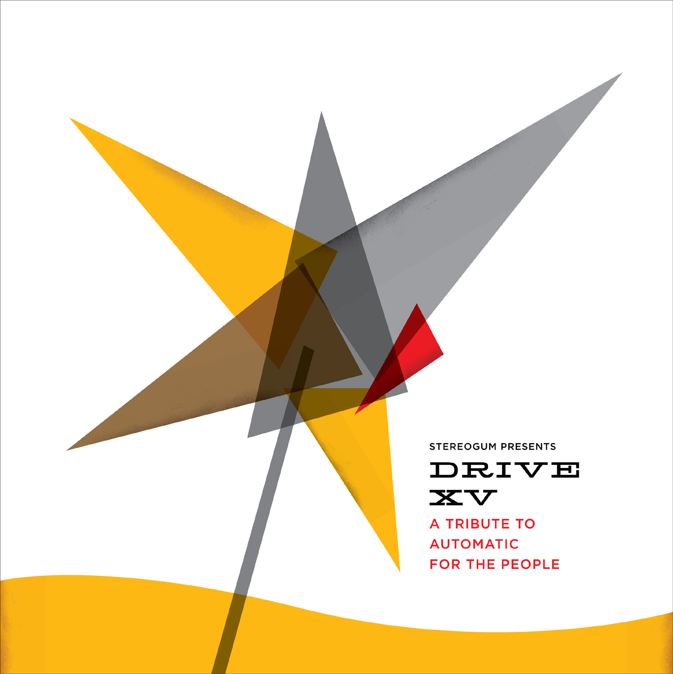 Cover Classics: Drive XV: A Tribute to 'Automatic for the People'