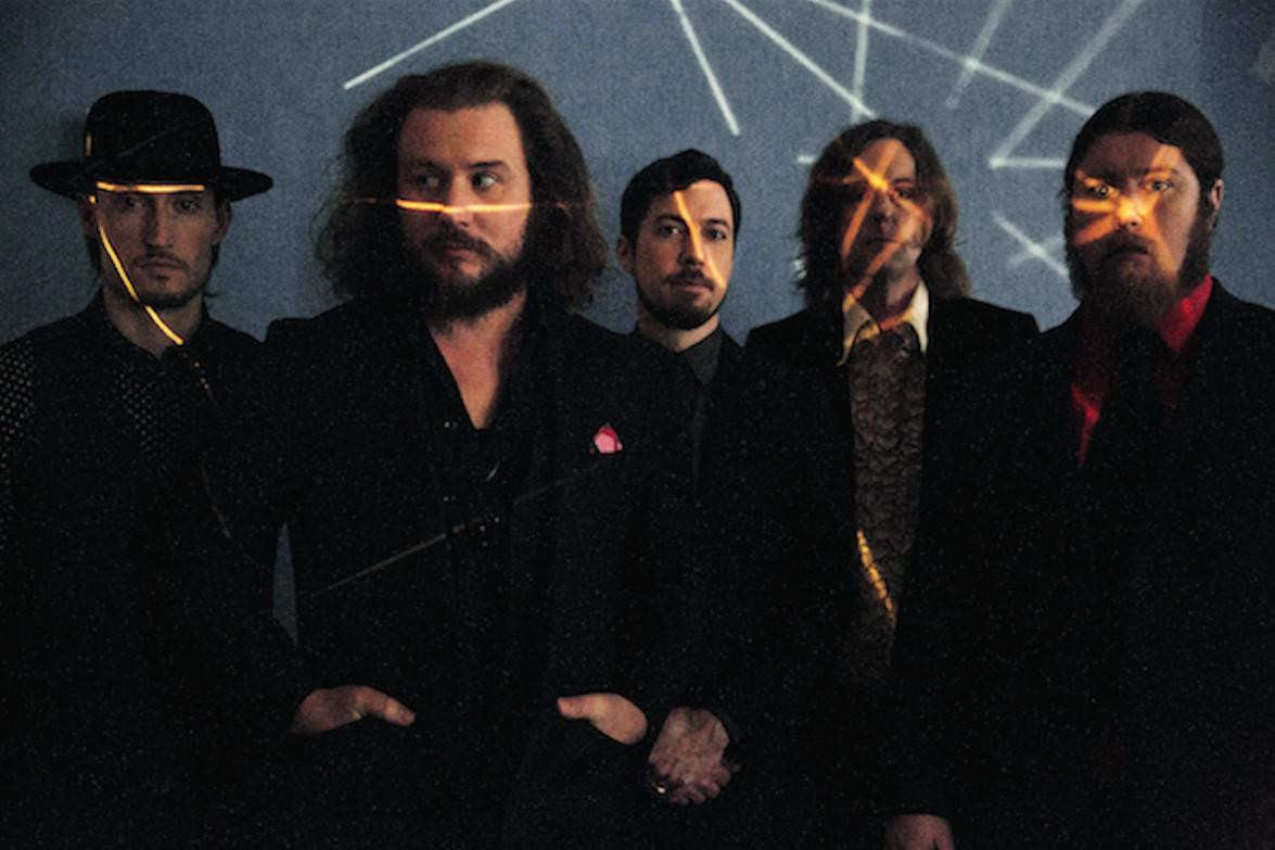 "Watch: My Morning Jacket Covers David Bowie's ""Rebel Rebel"" in Virginia"