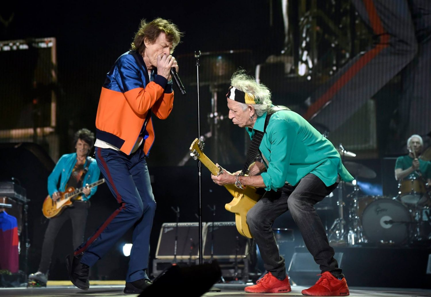 The Rolling Stones Cover Little Walter on New Album and The Beatles This Weekend