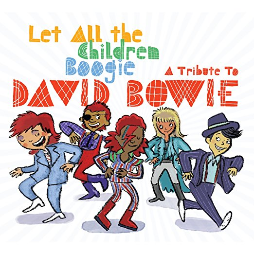 Review: 'Let All The Children Boogie: A Tribute to David Bowie'