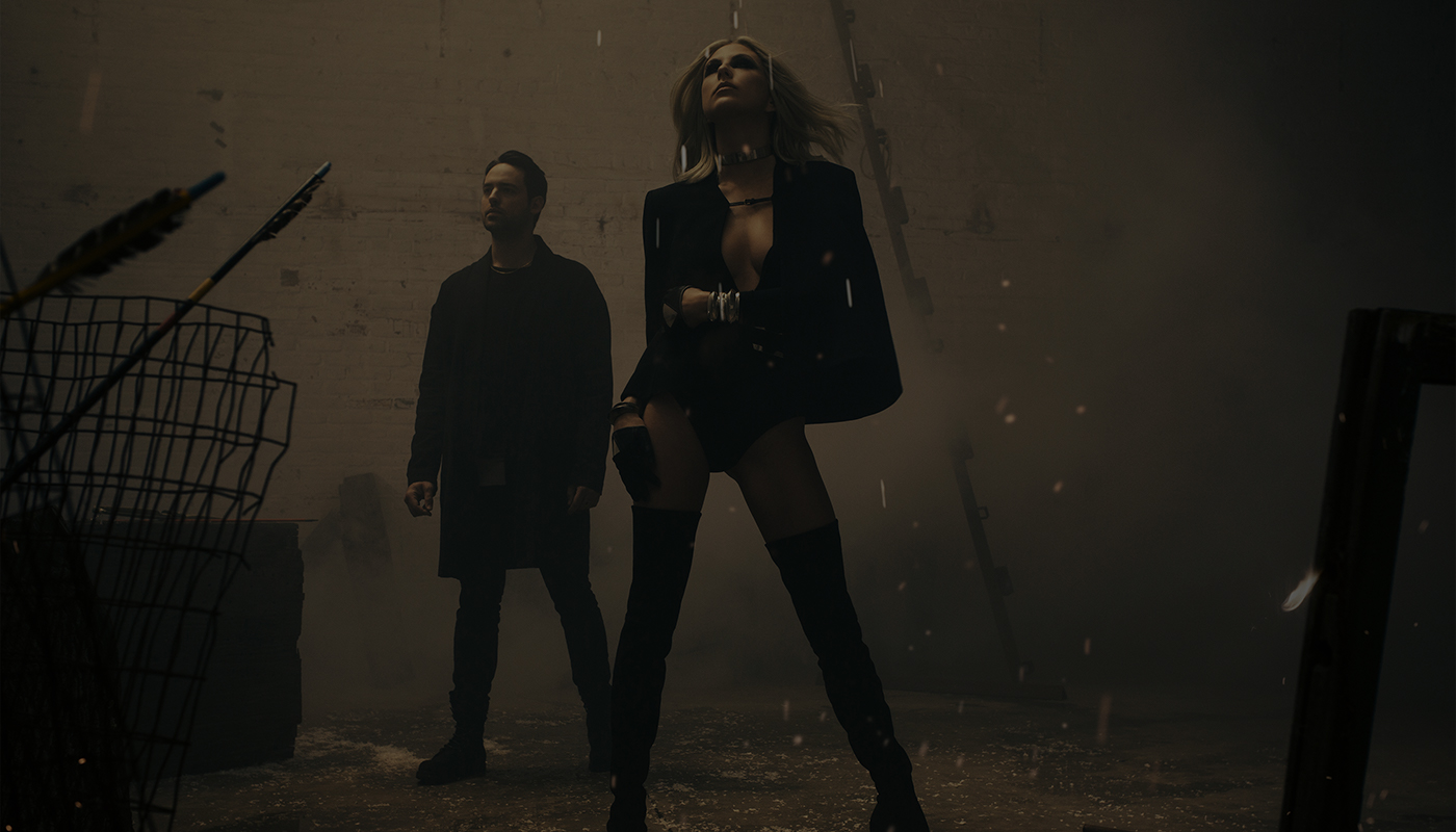 "Phantogram Chills Out with a Meditative Cover of Radiohead's ""Weird Fishes/Arpeggi"""